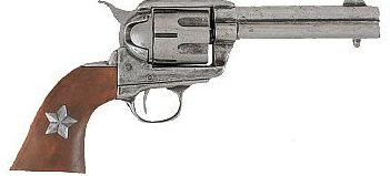 1886 Colt Lone Star Texas Ranger Commemorative Revolver Replica